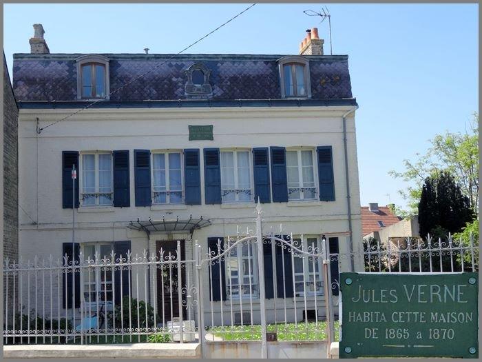 Maison de Jules Verne bis