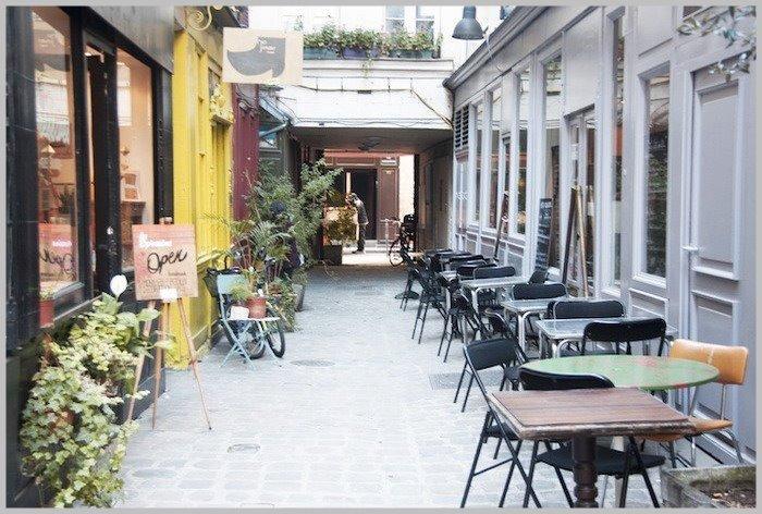 Rues Insolites de PARIS 11 ter