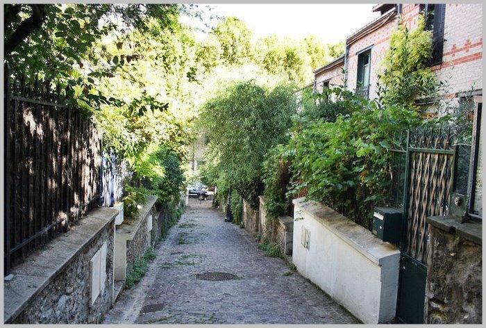 Rues Insolites de Paris 12 ter
