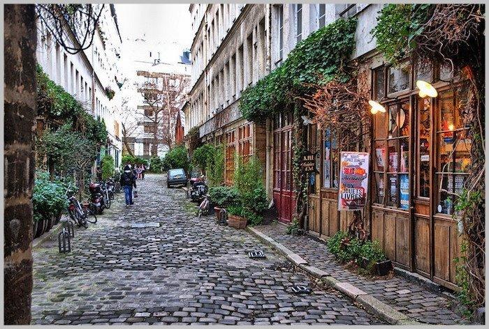 Rues Insolites de Paris 13 ter