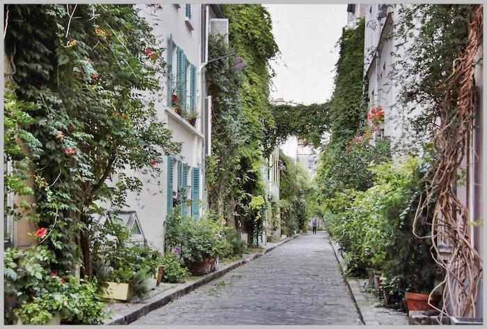 Rues insolites de Paris 4 ter