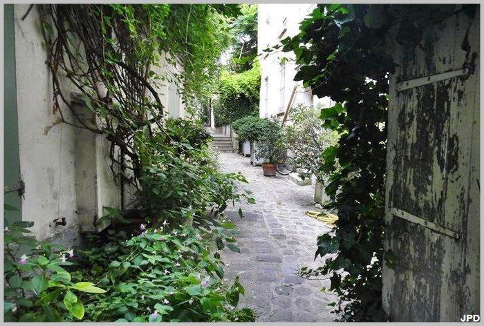 Rues Insolites de Paris 9 ter