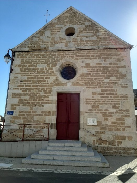 Eglise Chantraines 3