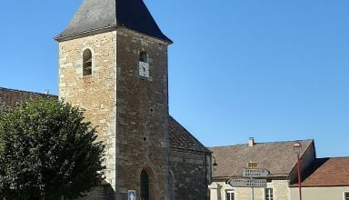Eglise de Chantraines 2